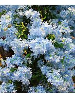 Недорогие -Искусственные Цветы 1 Филиал Односпальный комплект (Ш 150 x Д 200 см) Свадьба Простой стиль Сирень Сакура Букеты на стол