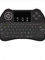Недорогие -H9B Air Mouse / Клавиатура / Дистанционное управление Мини Беспроводной 2,4 ГГц беспроводной Air Mouse / Клавиатура / Дистанционное управление Назначение Linux / iOS / Android