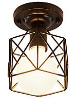 Недорогие -Потолочные светильники Рассеянное освещение Окрашенные отделки Металл Мини 110-120Вольт / 220-240Вольт
