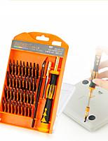 Недорогие -JAKEMY Портативные Инструменты 39 в 1 Наборы инструментов Домашний ремонт Ремонт Apple Samsung для ремонта компьютеров