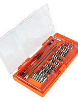 Недорогие -JAKEMY Портативные Инструменты 58 в 1 Наборы инструментов Домашний ремонт Ремонт Apple Samsung для ремонта компьютеров