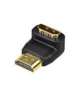 Недорогие -HDMI 1.4 Адаптер, HDMI 1.4 к HDMI 1.4 Адаптер Male - Female 4K*2K Короткий (менее 20 см)