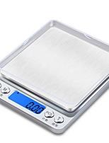 Недорогие -Нержавеющая сталь Измерительный инструмент Измерительный прибор Кухонная утварь Инструменты Необычные гаджеты для кухни 1шт