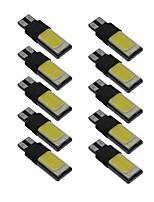 Недорогие -10 шт. T10 Автомобиль Лампы 6 W COB 330 lm Светодиодная лампа Боковые габаритные огни Назначение