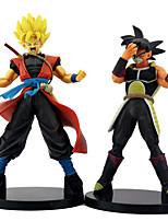 Недорогие -Аниме Фигурки Вдохновлен Жемчуг дракона Son Goku Косплей ПВХ 21 cm См Модель игрушки игрушки куклы