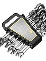 Недорогие -Больше Набор инструментов для автомеханики Для профессионалов Хромированная ванадиевая сталь