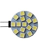 Недорогие -1шт 3 W 150 lm G4 Двухштырьковые LED лампы 15 Светодиодные бусины SMD 5050