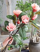 Недорогие -Свадебные цветы Искусственные цветы Свадьба / Для праздника / вечеринки Ткань 51-80 cm