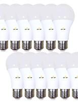 Недорогие -EXUP® 12шт 15 W 1400 lm B22 / E26 / E27 Круглые LED лампы A70 42 Светодиодные бусины SMD 2835 220-240 V / 110-130 V