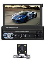 Недорогие -SWM 9601G+4Led camera 7 дюймовый 2 Din Другие ОС Автомобильный MP5-плеер / Автомобильный MP4-плеер / Автомобильный MP3-плеер GPS / Сенсорный экран / Micro USB для Универсальный RCA / GPS / VGA