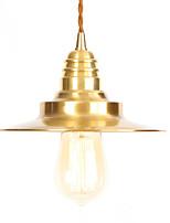 cheap -JSGYlights Mini Pendant Light Downlight Electroplated Copper Mini Style, New Design 110-120V / 220-240V