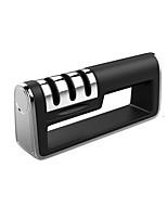 Недорогие -Нержавеющая сталь ABS Устройство для заточки ножей Инструменты Лучшее качество Кухонная утварь Инструменты Повседневное использование 1шт