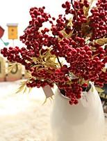 """Недорогие -Свадебные цветы Искусственные цветы Свадьба / Для праздника / вечеринки пена 15,35""""(около 39см)"""
