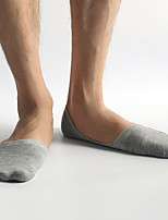 """Недорогие -мужские хлопчатобумажные тонкие носки 12 """"(31 см)"""