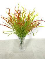Недорогие -Искусственные Цветы 5 Филиал Классический Деревня Простой стиль Pастений Вечные цветы Букеты на стол