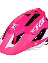 Недорогие -BAT FOX Взрослые Мотоциклетный шлем BMX Шлем 7 Вентиляционные клапаны ESP+PC Виды спорта На открытом воздухе Велосипедный спорт / Велоспорт Мотоцикл - Зеленый Синий Красный / Белый Универсальные