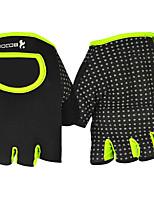 Недорогие -boodun Тренировочные перчатки Микроволокно Lycra® Прочный Полная защита кистей и надёжный захват Дышащий Быстровысыхающий Бодибилдинг Для Мужчины Женский палец Для спорта и активного отдыха