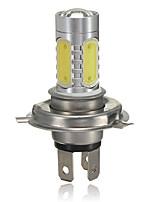 Недорогие -1pcs 9003 / H4 Автомобиль Лампы 7.5 W 5 Светодиодная лампа Противотуманные фары / Фары дневного света / Лампа поворотного сигнала Назначение Универсальный / Volkswagen / Toyota Все года