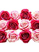 Недорогие -Искусственные Цветы 5 Филиал Классический Современный современный Свадебные цветы Розы Вечные цветы Букеты на стол