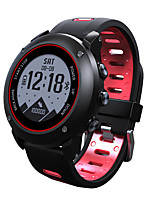 Недорогие -uw90 gps умные часы монитор сердечного ритма спорт на открытом воздухе ip68 водонепроницаемый плавательный поддержка Bluetooth 4.0 SmartWatch для Android IOS