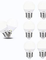 Недорогие -EXUP® 6шт 5 W 450 lm E14 / E26 / E27 Круглые LED лампы G45 12 Светодиодные бусины SMD 2835 220-240 V / 110-130 V