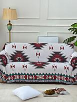 Недорогие -Диван Бросай, Классика / Цветочные / ботанический Хлопок / полиэфир Кисточки удобный одеяла