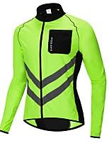 Недорогие -WOSAWE Одежда для мотоциклов Жакет для Все Полиэстер Весна & осень / Лето Водонепроницаемый / Отражающая поверхность