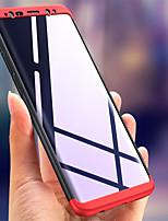 Недорогие -Кейс для Назначение SSamsung Galaxy S9 Plus / S9 Ультратонкий Чехол Однотонный Твердый ПК для S9 / S9 Plus / S8 Plus