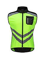 Недорогие -WOSAWE Одежда для мотоциклов Жакет / Жилеты для Все Полиэстер Весна & осень / Лето Водонепроницаемый / Отражающая поверхность