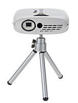 Недорогие -shinco PD-626 DLP Бизнес-проектор / Проектор для домашних кинотеатров / Мини-проектор Светодиодная лампа Проектор 5000 lm Поддержка 1080P (1920x1080) 40-120 дюймовый Экран / FWVGA (854x480) / ±40°