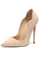 Недорогие -Жен. Искусственная кожа Весна лето Обувь на каблуках На шпильке Заостренный носок Пурпурный / Синий / Розовый