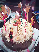 Недорогие -Аксессуары для тортов Резина 1 шт. День рождения