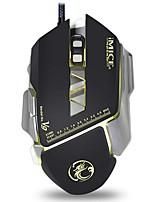 Недорогие -IMICE V9 Проводной USB Gaming Mouse Светодиодный свет 1200/1600/2400/3200 dpi 4 Регулируемые уровни DPI 7 pcs Ключи