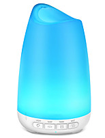 Недорогие -Ароматерапия VicTsing 3rd Version Essential Oil Diffuser with Noise Reduction Design, 150ml Ultrasonic Diffusers Cool Mist Humidifier with Sleep Mode, Waterless Auto-Off & 8-Color LED Light for