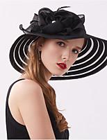 Недорогие -Жен. Активный / Классический / Симпатичные Стиль Шляпа от солнца Цветочный принт