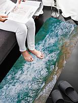 Недорогие -1шт Modern Коврики для ванны Коралловый Креатив / Новинки 5mm Ванная комната Противоскользящий / Креатив / сгущение