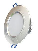 Недорогие -YouOKLight 1 комплект 5 W 400 lm 10 Светодиодные бусины Встроенные LED даунлайт Тёплый белый 85-265 V Дом / офис
