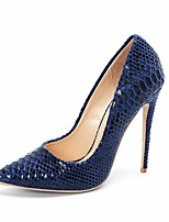 Недорогие -Жен. Микроволокно Весна лето На каждый день Обувь на каблуках На шпильке Заостренный носок Красный / Зеленый / Синий