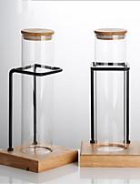 Недорогие -Стекло Прозрачный Body с подставкой Cup 1шт Инструменты