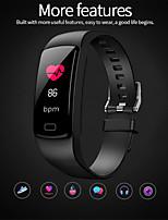 Недорогие -Indear Y9 Умный браслет Android iOS Bluetooth Smart Спорт Водонепроницаемый Пульсомер Педометр Напоминание о звонке Датчик для отслеживания активности Датчик для отслеживания сна Сидячий Напоминание
