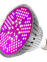 Недорогие -1шт 100 Вт светодиодная лампа для выращивания в помещении для выращивания растений 150 отдельных светодиодов с полным спектром номинала с цоколем e27 для гидропоники теплицы комнатное садоводство