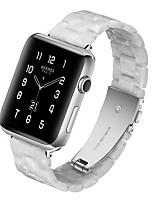 Недорогие -Ремешок для часов для Серия Apple Watch 5/4/3/2/1 Apple Классическая застежка Керамика Повязка на запястье