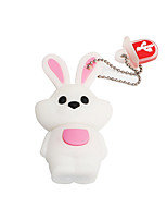 cheap -32GB PVC Zodiac Rabbit USB Flash Drives USB 2.0 Creative For Car