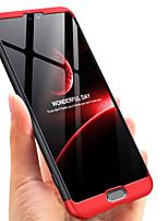 Недорогие -Кейс для Назначение Huawei P20 / P20 Pro Ультратонкий Чехол Однотонный / броня Твердый ПК для Huawei P20 / Huawei P20 Pro / Huawei P20 lite