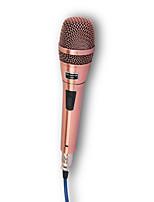 Недорогие -6,5 мм проводной динамический микрофон ручной микрофон для караоке