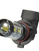 Недорогие -1pcs 9006 Автомобиль Лампы 50 W 10 Светодиодная лампа Противотуманные фары / Фары дневного света Назначение Все года