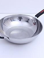 Недорогие -Нержавеющая сталь Кулинарные принадлежности Сковорода и кастрюли Heatproof Многофункциональные Кухонная утварь Инструменты Многофункциональный Для приготовления пищи Посуда 1шт