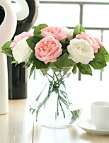"""Недорогие -Свадебные цветы Искусственные цветы Свадьба / Для праздника / вечеринки Искусственная кожа / Полиуретановая кожа 11,8""""(около 30см)"""