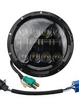Недорогие -1pcs H13 / H4 Автомобиль Лампы 75 W 1750 lm Светодиодная лампа Противотуманные фары / Фары дневного света / Налобный фонарь Назначение Jeep / Land Rover / Hummer Defender 2001 / 2002 / 2003