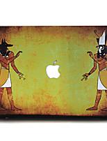Недорогие -Твердый переплет оболочки из ПВХ для MacBook New Pro 15-дюймовый A1707 A1990 серии росписи
